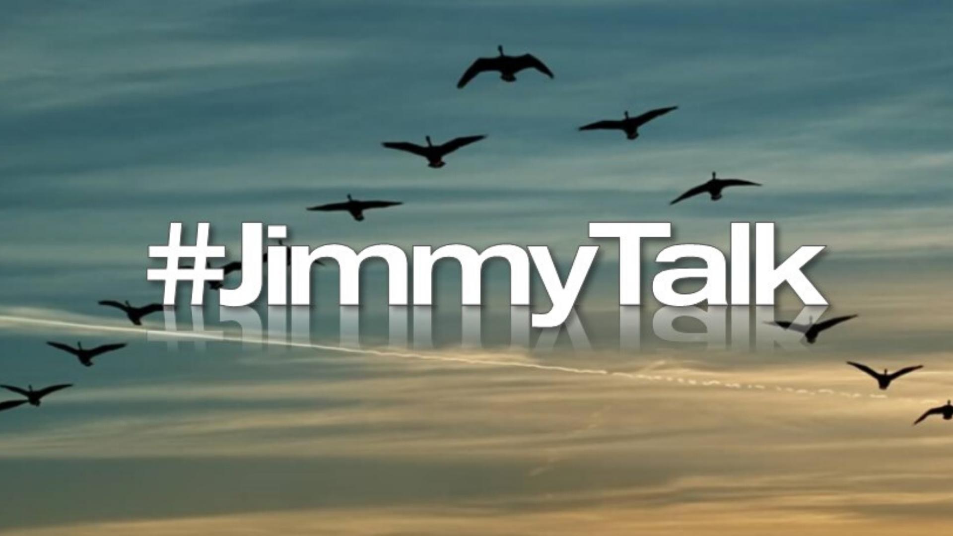 #JimmyTalk